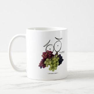 Absoluut druif koffiemok