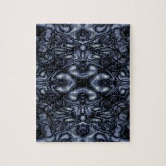 Abstract cijferspatroon puzzel