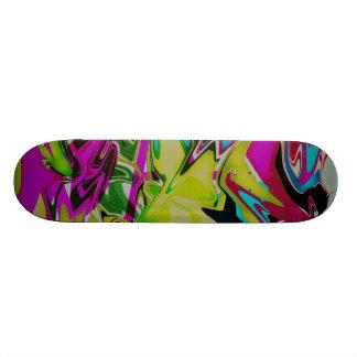 Abstract dek 7 7/8 van het Schaats van Skateboard Deck