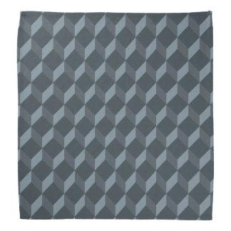 Abstract Geometrisch Patroon Als achtergrond Bandana