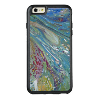 "Abstract ontwerp ""Evenflo"" OtterBox iPhone 6/6s Plus Hoesje"