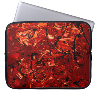 Abstracte #757 laptop sleeve