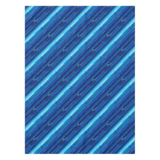 Abstracte Blauwe Hemel Tafelkleed