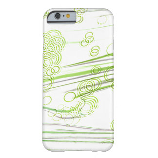 Abstracte fantasie barely there iPhone 6 hoesje
