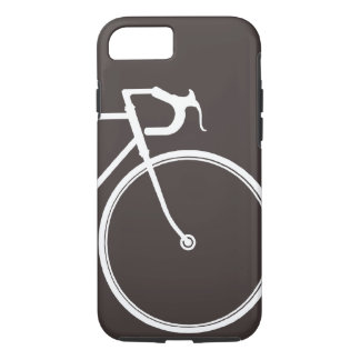 Abstracte Fiets iPhone 7 Hoesje