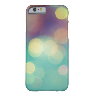 Abstracte Kleurrijke Lichten - 6/6s Hoesje Iphone