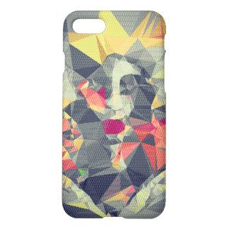 Abstracte koningin iPhone 8/7 hoesje