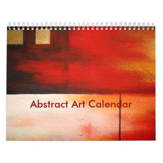 Abstracte Kunst 2018 Kalender