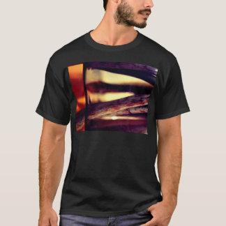 Abstracte macro t shirt