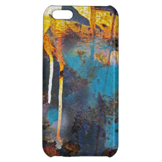 Abstracte Roest iPhone 5C Cases