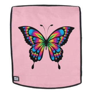 Abstracte Vlinder Rugtassen