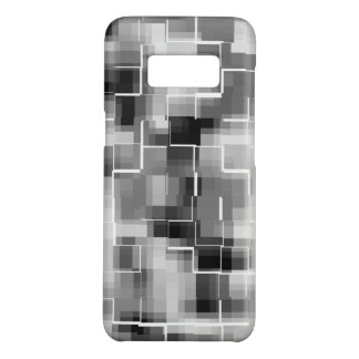 Abstracte Zwarte Witte Grijs Case-Mate Samsung Galaxy S8 Hoesje
