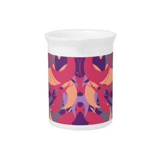 Abstractie Acht Dolos Drink Pitcher