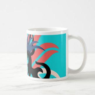 Abstractie Drie Aura Koffiemok