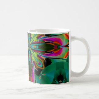 Abstractie Nr 9 Koffiemok