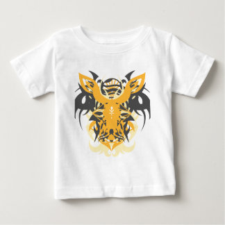 Abstractie Tien Wraakgodin Baby T Shirts