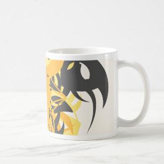 Abstractie Tien Wraakgodin Koffiemok