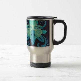 Abstractie Twee Poseidon Reisbeker
