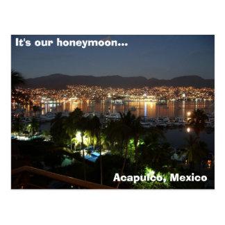 Acapulco, Mexico Briefkaart
