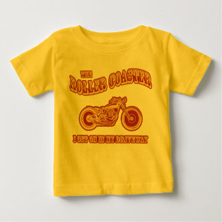 Achtbaan Baby T Shirts