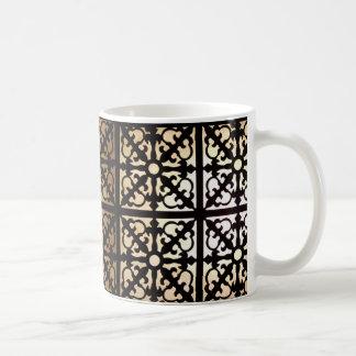 Achter licht koffiemok