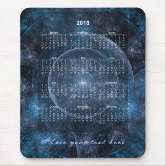 Achtergrond 001 van de kosmos - Kalender 2018 Muismat