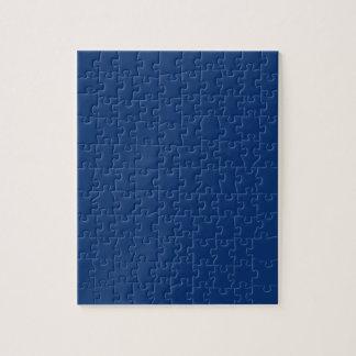 Achtergrond van de kobalt slechts de koele blauwe puzzel