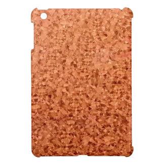 Achtergrond van de Veelhoek van het koraal de Hoesje Voor iPad Mini