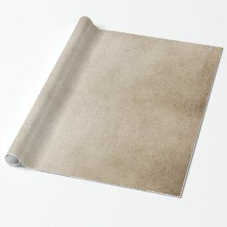 Achtergrond van het Perkament van het vintage Inpakpapier