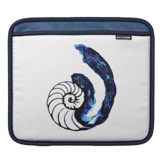 Achtergrond van het Tattoo van Cosima de Wees iPad Beschermhoes