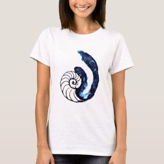 Achtergrond van het Tattoo van Cosima de Wees T Shirt