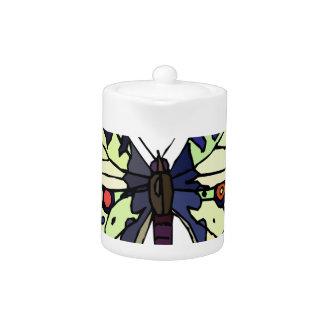 acolorful vlinder