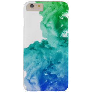 Acryl kleur of inkt in water barely there iPhone 6 plus hoesje