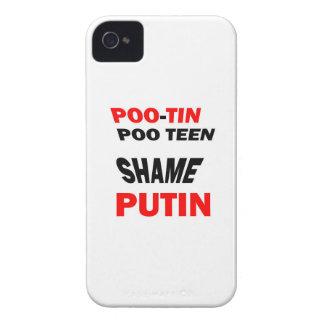 """Acties van Russische Putin de """" s van het PROTEST: Case-Mate iPhone 4 Hoesje"""