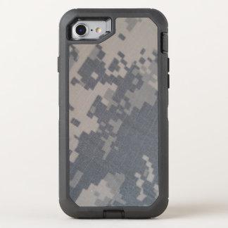 ACU het Ontwerp van Camo van de Stijl OtterBox Defender iPhone 8/7 Hoesje