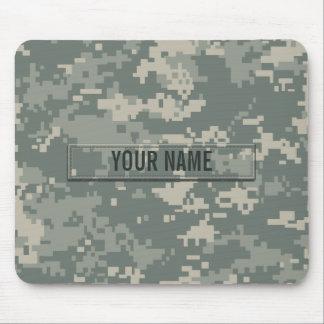 ACU van het leger Klantgerichte Camouflage Muismat