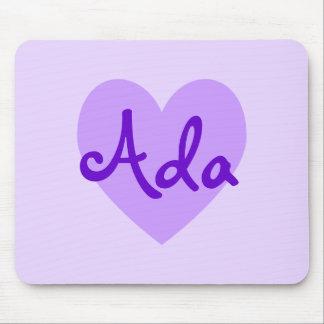 Ada in Paars Muismat