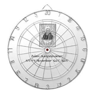 Adam Gumpelzhaimer 1625 Dartbord