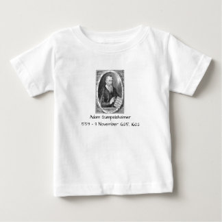 Adam Gumpelzhaimer Baby T Shirts