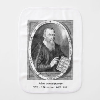 Adam Gumpelzhaimer Spuugdoekje
