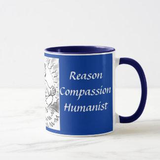 Adem… enkel de koffiemok van de Humanist