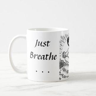 Adem… enkel koffiemok