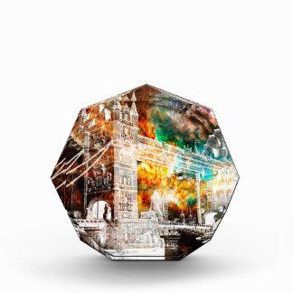 Adem opnieuw de Dromen van Londen Acryl Prijs