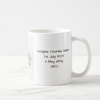 Adolphe Charles Adam, 1850 Koffiemok