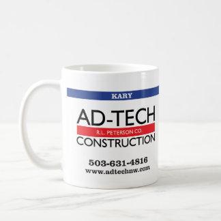 AdTechMugKARY Koffiemok