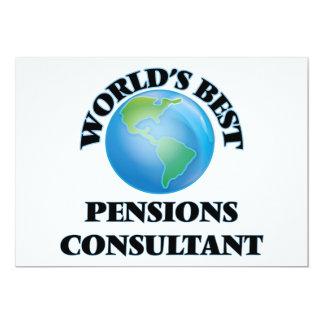 Adviseur van de Pensioenen van de wereld de Beste