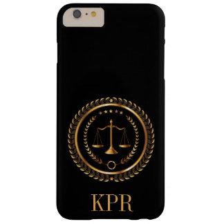 Advocaat, Wettelijk, iPhone 6 van de Rechter Barely There iPhone 6 Plus Hoesje