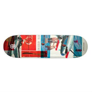 Aërodynamica Skateboard Deck