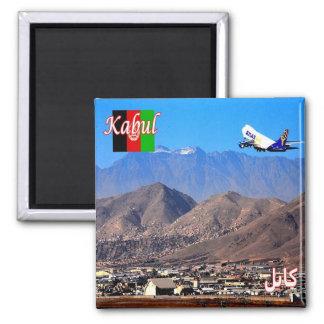 AF - de luchthaven van Afghanistan - van Kaboel Magneet