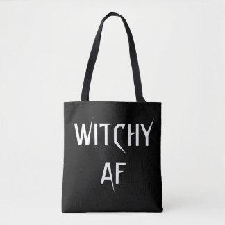 AF van Witchy Zak Draagtas